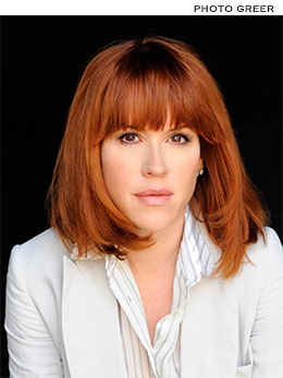 ... before a packed house at the Los Angeles club Rockwell celebrating the release of her debut jazz album Except Sometimes, Molly Ringwald addressed the ... - molly_ringwald_pix1