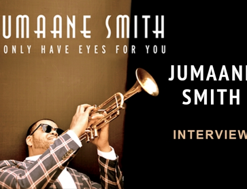 JUMAANE SMITH – I Only Have Eyes For You