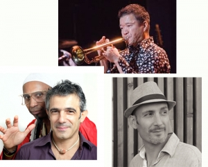 Shunzo Ohno, Omar Sosa Paolo Fresu, Xavier Faro -Jazz Winners ISC