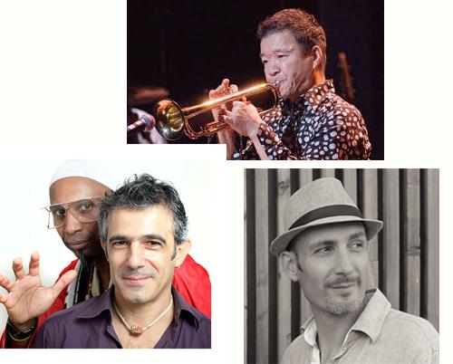 Shunzo Ohno, Omar Sosa Paolo Fresu, Xavier Faro
