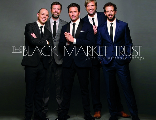 THE BLACK MARKET TRUST – Just One of Those Things