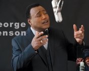 George Benson tribute to Nat King Cole