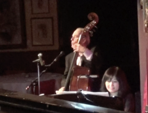 Jay Leonhart and Tomoko Ohno