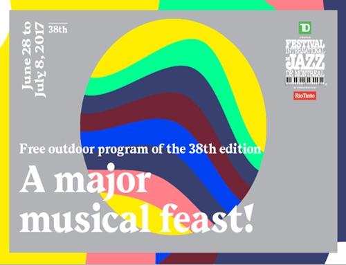 Festival International de Jazz de Montréal 2017