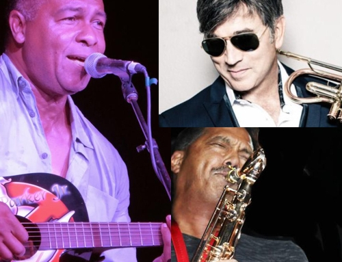 APAULO MUSIC PRODUCTIONS PRESENTS RICK BRAUN, RAY PARKER JR AND MICHAEL PAULO