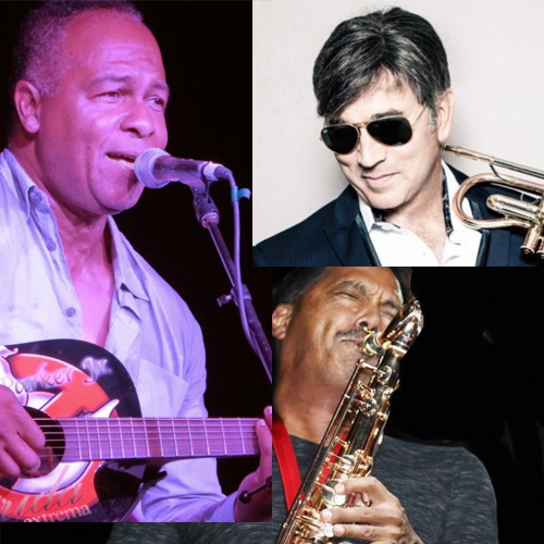 Apollo Music Productions Presents RICK BRAUN, RAY PARKER, JR AND MICHAEL PAULO