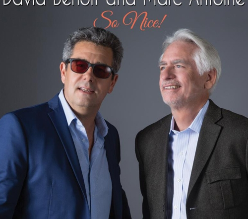 David Benoit & Marc Antoine - So Nice