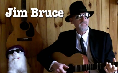 Jim Bruce - Blues Guitar