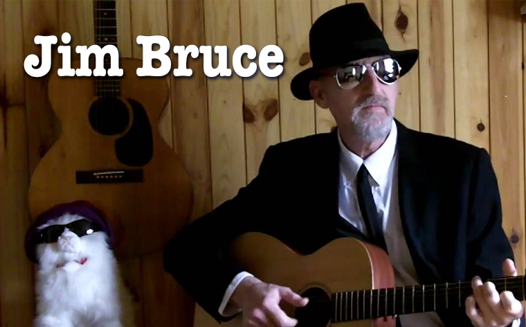Jim Bruce - Blues Guitar