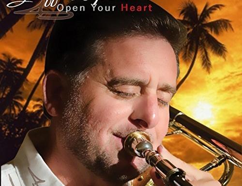Geoff Alpert – Open Your Heart