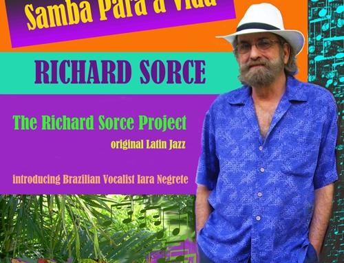 RICHARD SORCE – Samba Para a Vida
