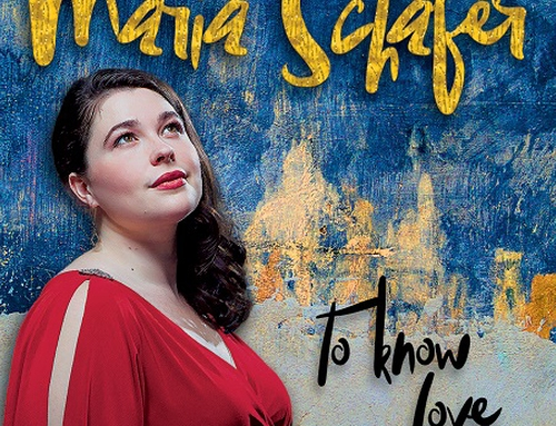 MARIA SCHAFER – To Know Love
