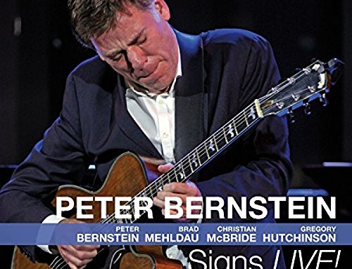 PETER BERNSTEIN – Signs Live!
