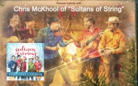 Sultans of String Home Banner on JazzMonthly.com