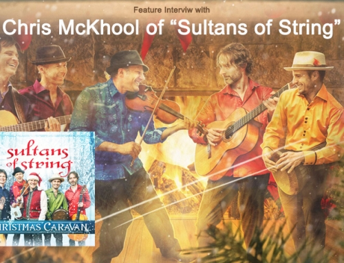 SULTANS OF STRING – CHRISTMAS CARAVAN