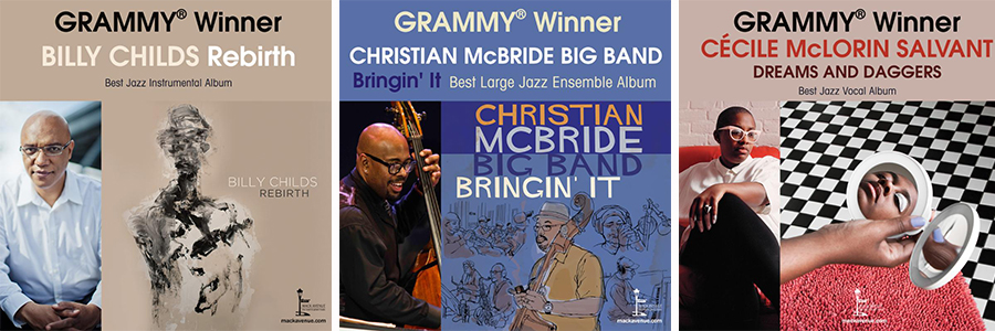 Billy Childs, Christian McBride, Cécile McLorin Salvant
