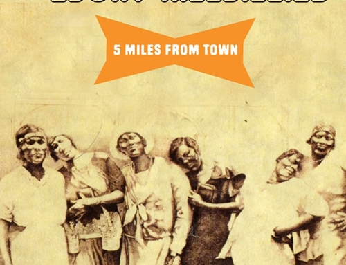 THE EBONY HILLBILLIES – 5 Miles From Town