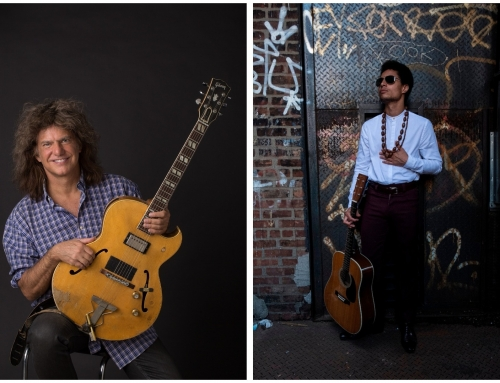 Pat Metheny and Jose James to Perform at Newport Jazz Festival's Friday Night Concert at the ITHoF
