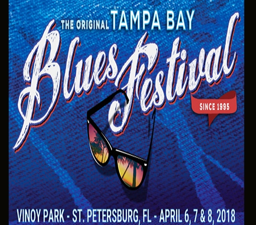 The Original Tampa Bay Blues Festival