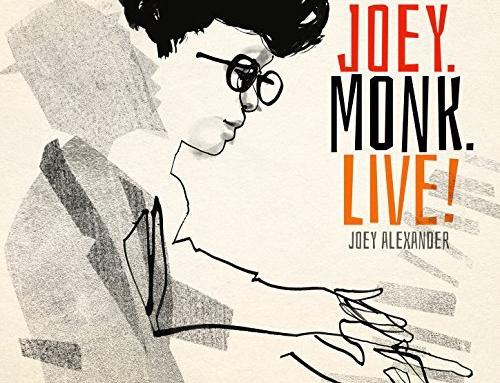 JOEY ALEXANDER – Joey, Monk, Live!