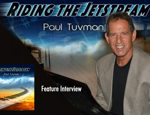 PAUL TUVMAN – Riding The Jetstream