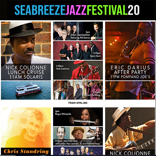 Seabreeze Jazz Festival 20