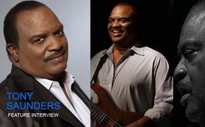 Tony Saunders Interview header-JazzMonthly.com