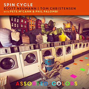 Spin Cycle - Assorted Colors