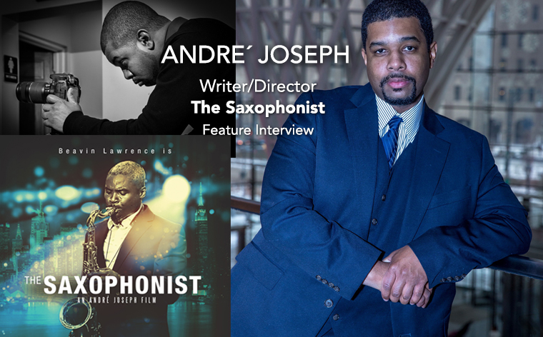 Andre-Joseph-Feature Interview - JazzMonthly.com