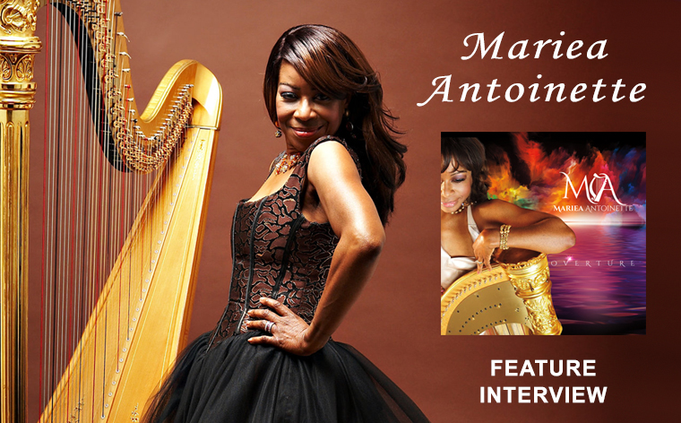 Mariea Antoinette - feature interview