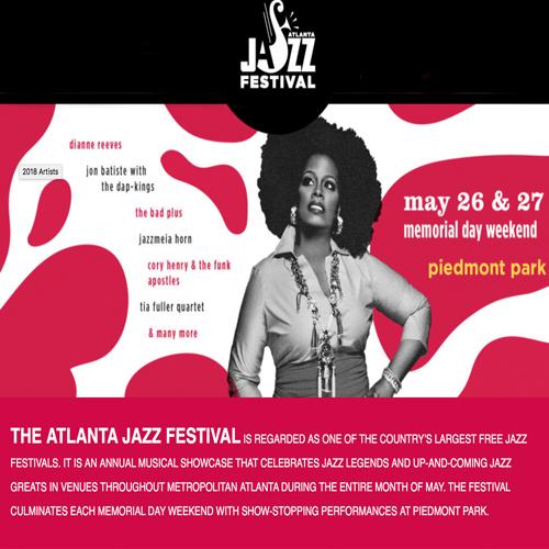 Atlanta Jazz Festival 2018
