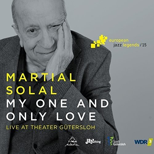 Martial Solal - My One and Only Love