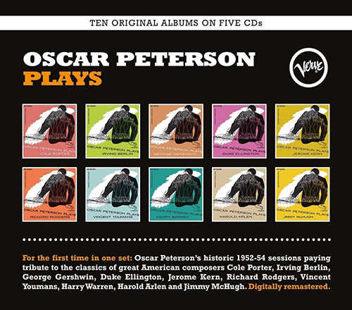 Oscar Peterson - Plays