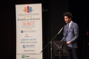 5th Annual National Jazz Museum In Harlem - Jon Batiste