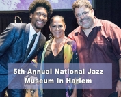 5th Annual National Jazz Museum In Harlem - Jon Batiste, Sheila E., Arturo O'Farrill