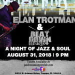 Elan Trotman - Jazz House Supper Club