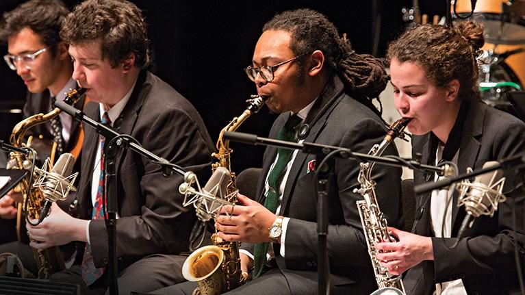 Juilliard Jazz Ensembles