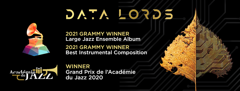 Data Lords image of grammy awards