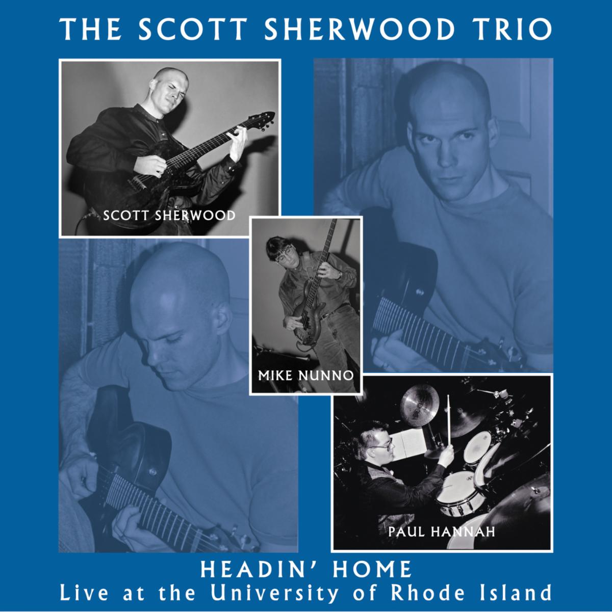 The Scott Sherwood Trio