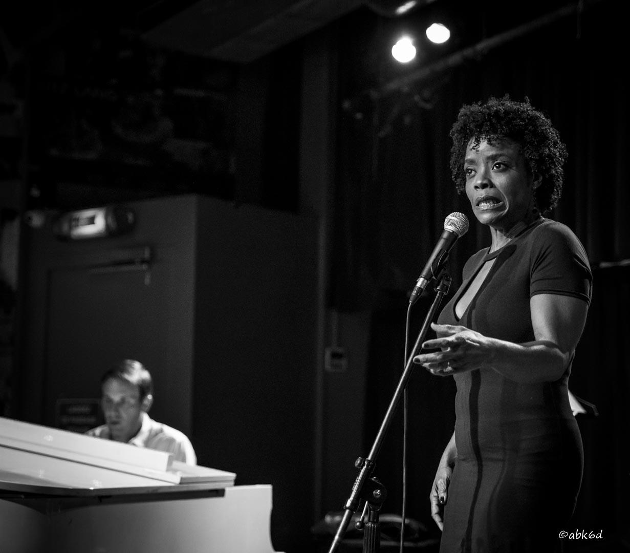 Sandra Booker new release