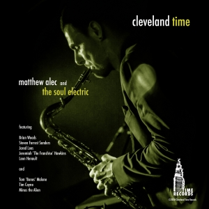 Cleveland Time Album Cover