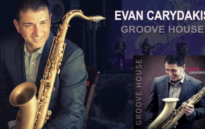 Evan Carydakis, Groove House