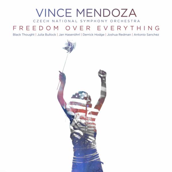 Vince Mendoza Cover